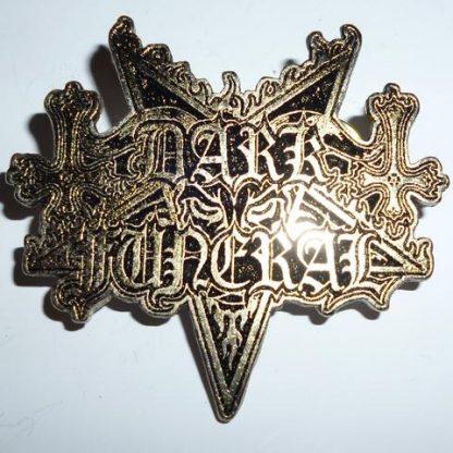 dark funeral pin