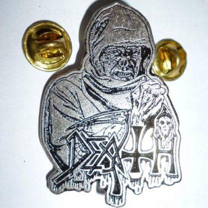 death leprosy pin