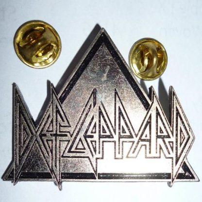 def leppard triangle logo