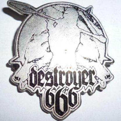 destroyer 666 wolfheads