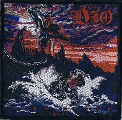 dio holy diver 1