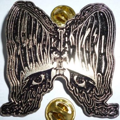 electric wizard time to die eyes pin