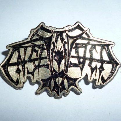 enslaved old logo pin