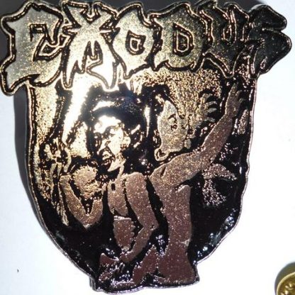 exodus bonded by blood pin