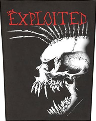 exploited bastard skull