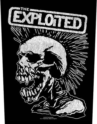 exploited vintage skull