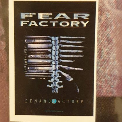 fear factury demanufacture 1995