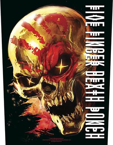 five finger death punch justice for none