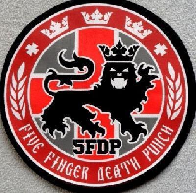 five finger death punch legionary seal