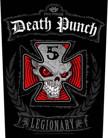 five finger death punch legionary