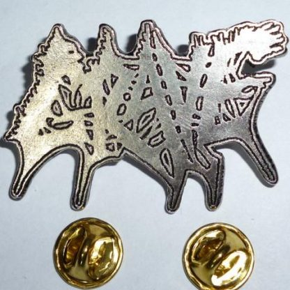 grave pin