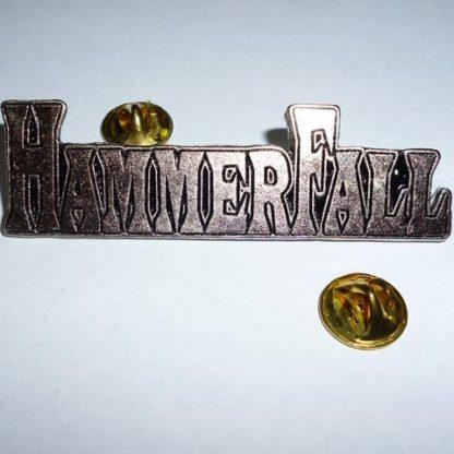 hammerfall pin