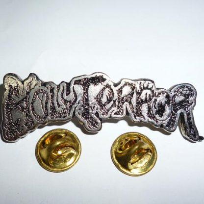 holy terror pin