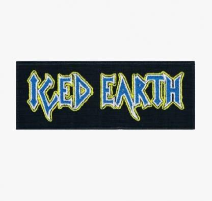 iced earth yellow