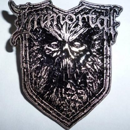 immortal northern chaos gods pin