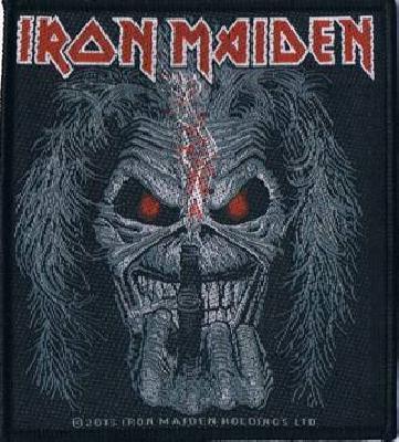 Iron Maiden Eddie Candle Finger