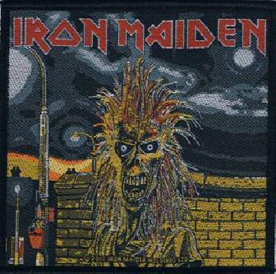 iron maiden iron maiden 1