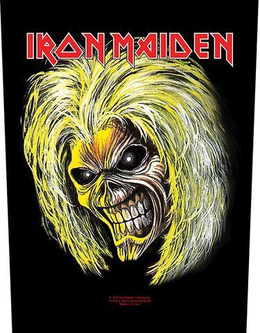 iron maiden killers eddie