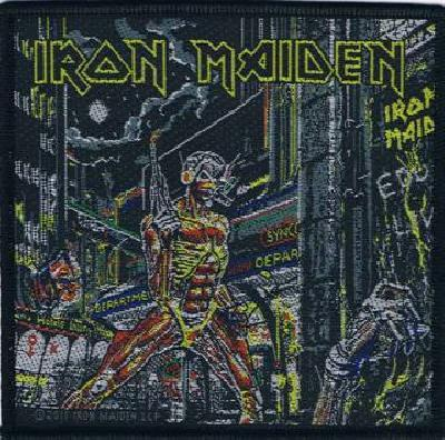 iron maiden somewhere in time 1