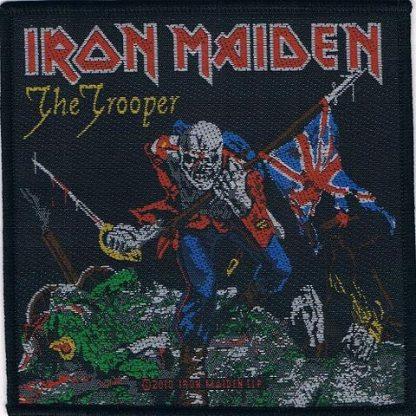 iron maiden the trooper 1