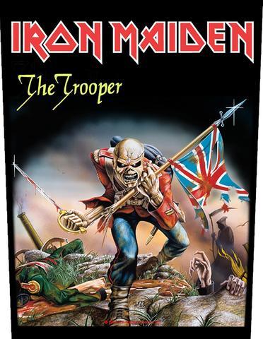 iron maiden the trooper