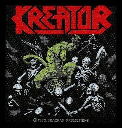 kreator pleasure to kill 1