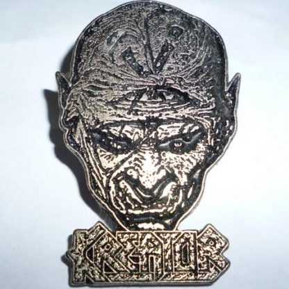 kreator violent mind pin