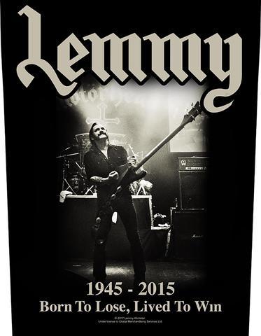 lemmy lived to win