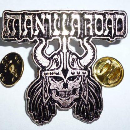 manilla road pin
