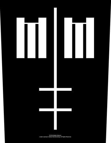 marilyn manson cross logo