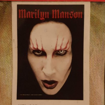 marilyn manson head shot 2001 1
