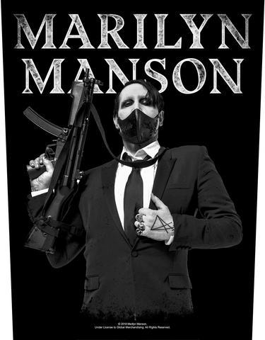 marilyn manson machine gun