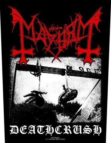 mayhem deathcrush