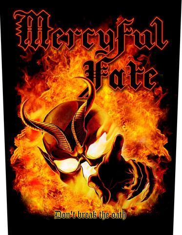 merciful faith dont break the oath
