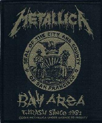 metallica bay area thrash