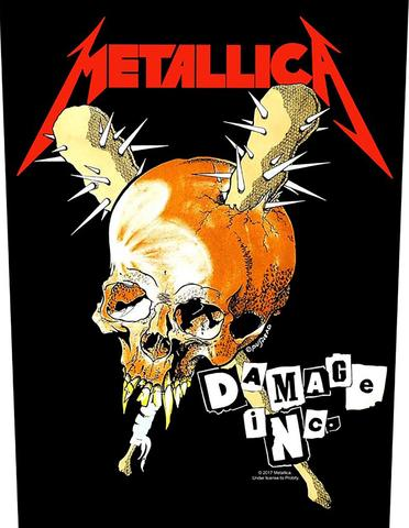 Metallica Damage Inc