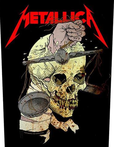 metallica harvester of sorrow