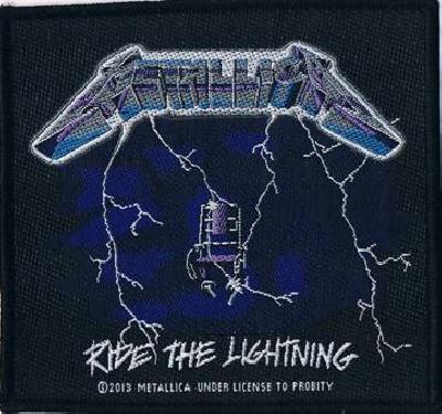 metallica ride the lightning 1