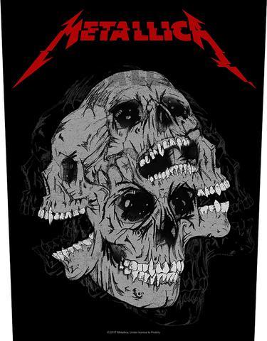 metallica skulls