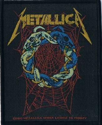 metallica tangled web