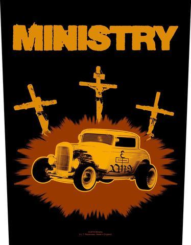 ministry jesus build my hot rod