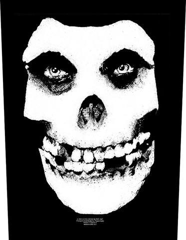 misfits face skull