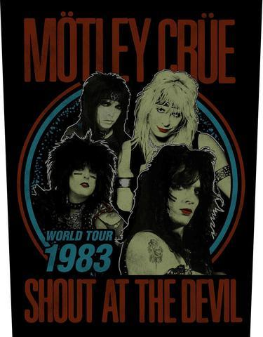 motley crue shout at the devil