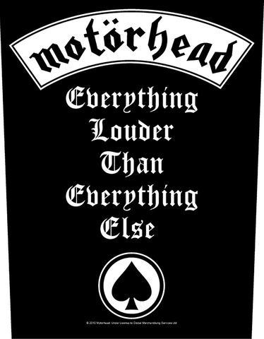 motorhead everything louder