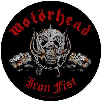 motorhead iron fist