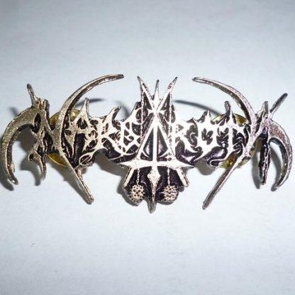 nargaroth logo pin