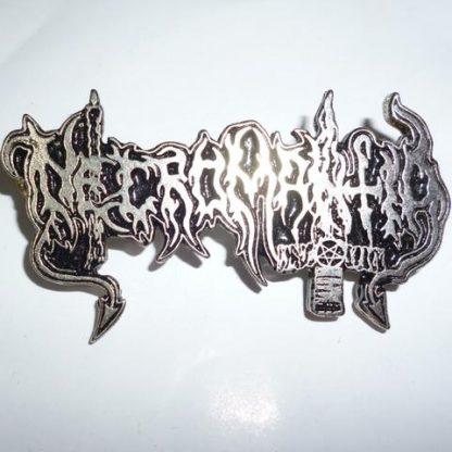 necromantia logo pin