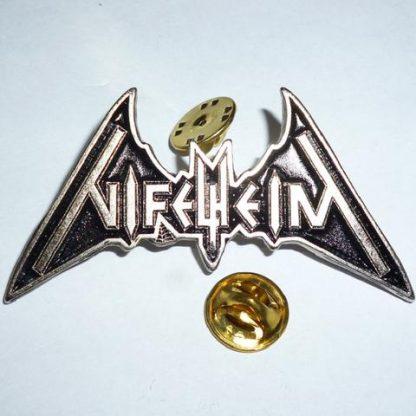 nifelheim logo pin