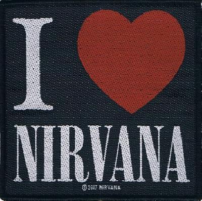nirvana I love nirvana