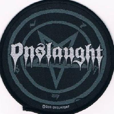 onslaught pentagram logo